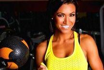 Get ya fitness on. / by Ashley Adams