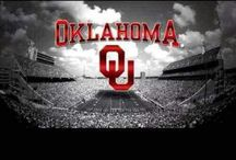 Boomer Sooner / Tribute to the Oklahoma Sooners / by 💖 LORIE 💖