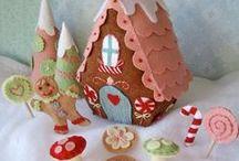 CHRISTMAS Crafts / by nenetaty falk