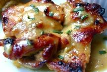 Bawk bawk! / Chicken recipes / by Brooke
