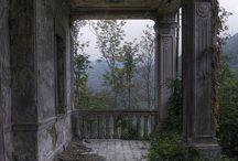 Abandoned Beauty / by Adrea Taryn