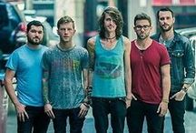 Mayday Parade / I could live without you but without you I'd be miserable at best. / by Elle