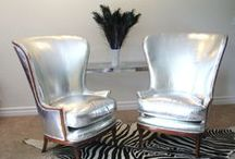 interiors / THE GLAM LOOK / by Jules Barton-Breck