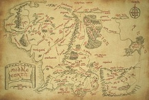 Tolkien`s World / by Elves Dreams