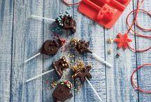 En attendant Noël... / Décorer, cuisiner, préparer, chouchouter... Quoi de plus excitant que les jours qui précèdent Noël ? Piochez dans notre tableau des idées de #DIY, de recettes ou d'activités.
