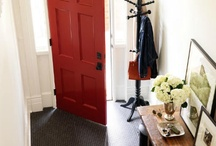 Entry, storage solutions and laundry room