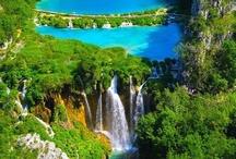 NP Plitvické jazerá / NP Plitvice lakes / Chorvátsko / Croatia