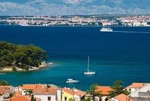 Ugljan / Chorvátsko - ostrov Ugljan / Croatia - island Ugljan