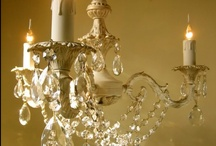 Lamps & Chandeliers / by Elves Dreams