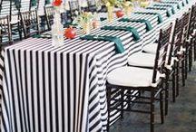 Black & White Stripes / by Paper & Parcel