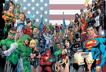 DC Comics / by Samantha Marvin