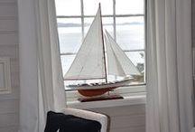 Fürs Gartenhaus am Meer / Maritime Einrichtung meines Gartenhauses am Meer. Dekoideen und mehr... / by Yvonne Krueger