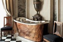 interiors / THE BATHROOM / by Jules Barton-Breck