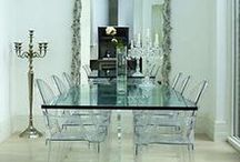 interiors / THE DINING ROOM / by Jules Barton-Breck