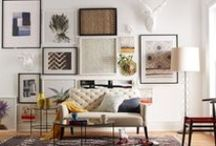 West Elm | Home Design / by Mary Young