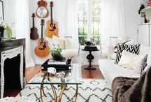 For The Home | Living Room / by Mary Young