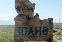 Idaho / by Brooke