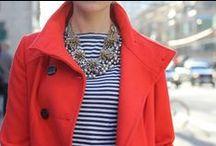 Fashion : Outerwear / by Kat