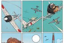 Comics & storyboards