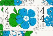 Design : Stamps / by Kat