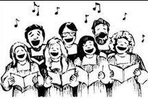 Middle school choir / by Nancy Eisenhauer