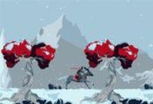 Game Art - GIFs
