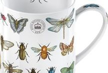Creative Tops Mugs / A range of distinctive mugs which all follow a natural theme.