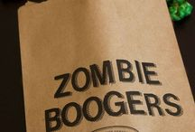 Halloween: Zombie Party / Ideas for a Zombie themed Halloween party. / by Paper & Parcel