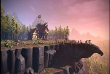Game Art - Enviro - Fantasy