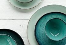The Evolution of Blue - Homeware Trend Edit / As the colour blue looks to be a huge trend for homeware products next year, Creative Tops tracks back to where the trend has evolved from in past seasons