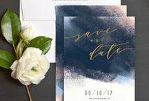 The Invite / Wedding invites we love!