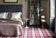Marple House / master bedroom / by Jules Barton-Breck