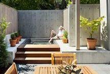 Marple House / the sun garden / by Jules Barton-Breck