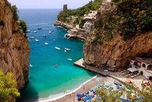 Explore | Positano/Amalfi / by Mary Young