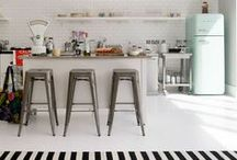 Home & Design | Kitchen / kitchen interiors, tiles and decoration