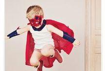 Mon anniversaire de Super héros / Batman, Hulk, et Catwoman n'ont qu'à bien se tenir ! Grâce aux idées piochées sur Pinterest ou sur les blogs, vos enfants seront les super héros de cette super fête d'anniversaire :) Gâteaux, déco, activités... tout est là pour vous aider à préparer la plus super des fêtes !