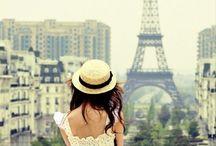絶対行きたい、あのパリの景色 / 絶対に行きたいパリの美しい景色を集めました。