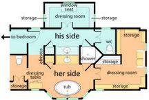 home - bedroom / by Chelsei Bertrand