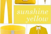Yellow  / by hazel