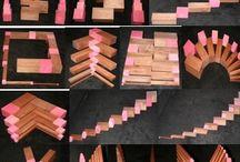 Montessori, Reggio, & Waldorf / Preschool/Kindergarten ideas inspired by the Montessori, Reggio Emilia, and Waldorf-Steiner Methods