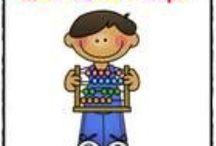 #♫♪ Kindergarten and First Grade Math♫♪ / Kindergarten, First Grade Math
