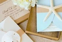 Invitations / by Party Plus Tents + Events