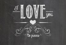 fonts/Initials/letters/printables / by Mollie Stewart