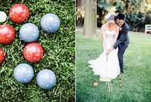 Fun Summer Wedding Games / by Party Plus Tents + Events