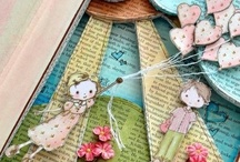 Arts and Crafts for Mom! / A collection of pins for me to choose from when whimsy or inspiration hits / by Marci Cawley