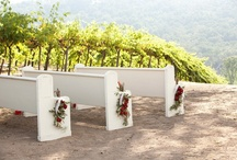 Winery Weddings / by Party Plus Tents + Events