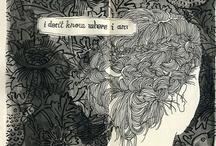 sketchbook, journals artists books / by Patricia Montoya