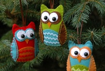Give A Hoot! / by Candy Selvey