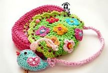 Bags & Bowls to Crochet / by Candy Selvey
