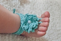 Booties, Socks & Sandals for Babies & Tots  / by Candy Selvey